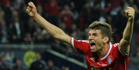 Muller Bayern Munich