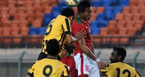 Sepuluh Pemain Garuda Bungkam Harimau Malaya